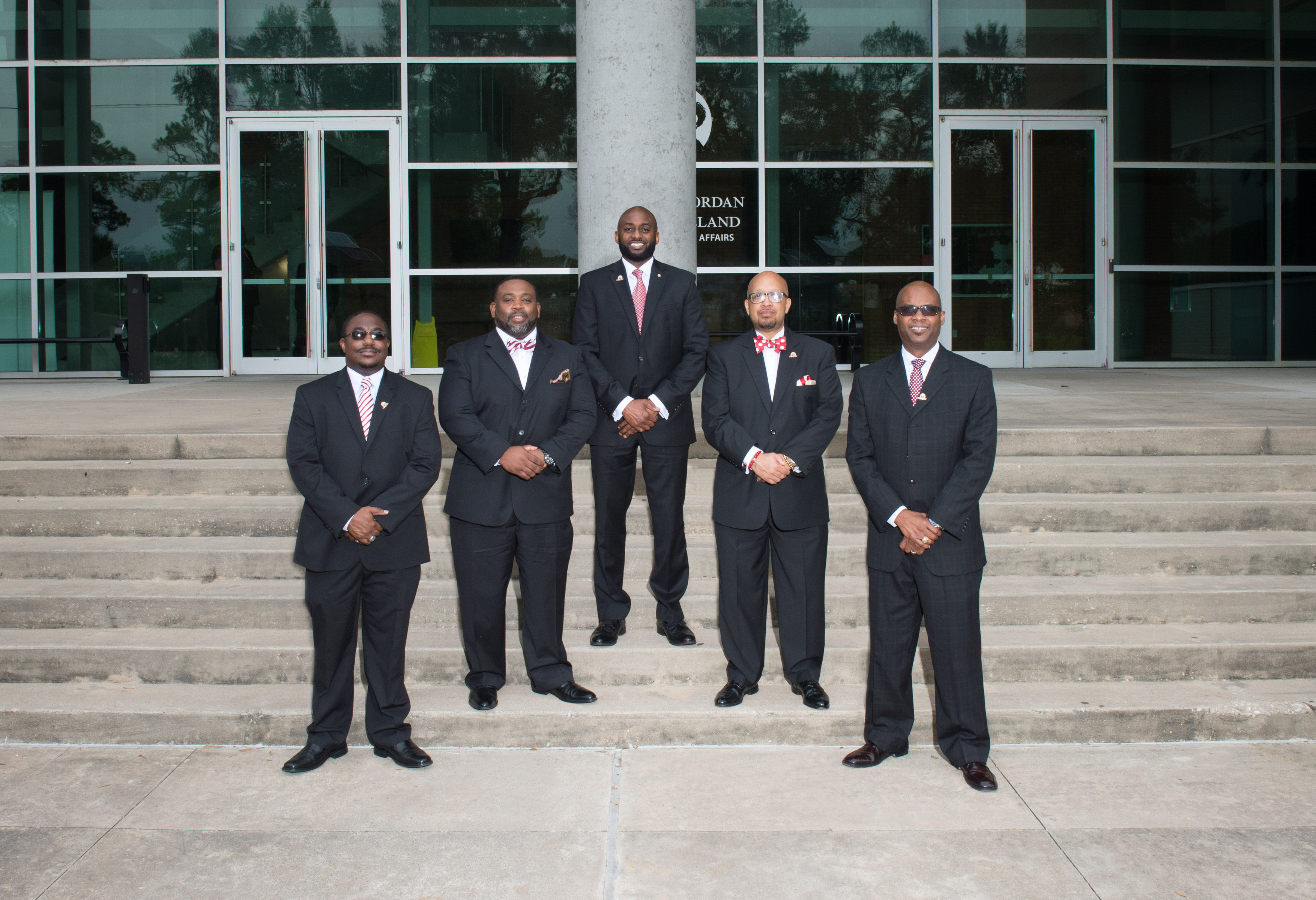 Houston (TX) Alumni Chapter Officers 2017-2018