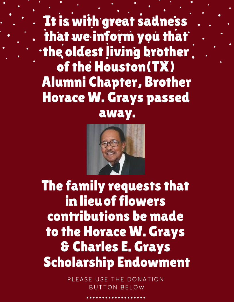 afa09666f86 Donate to The Horace W. Grays   Charles E. Grays Scholarship Endowment