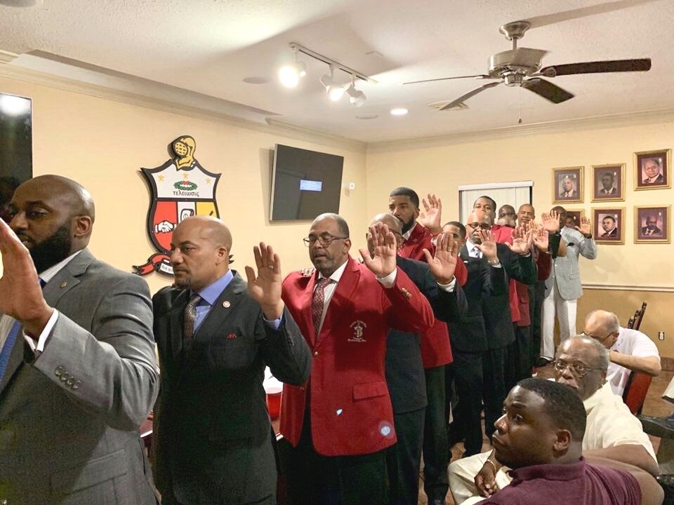 Kappa Alpha Psi Fraternity, Inc  – Houston (TX) Alumni Chapter